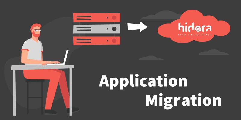 application migration hidora