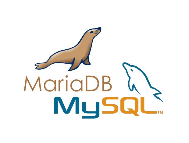 MariaDB MySQL logo